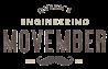 Queen's Eng Movember Logo