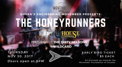 Movember Concert Cover Photo