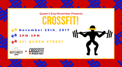Movember Crossfit Cover Photo