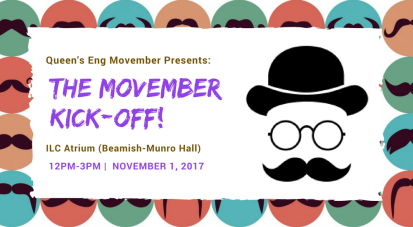 Movember Kick-Off Event Cover Photo