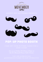 Movember Photobooth Poster 1